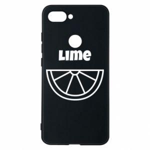 Etui na Xiaomi Mi8 Lite Lime for tequila
