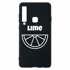 Etui na Samsung A9 2018 Lime for tequila