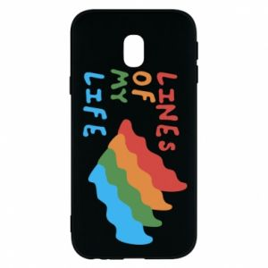 Phone case for Samsung J3 2017 Lines of my life