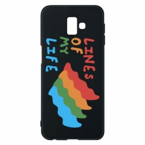 Phone case for Samsung J6 Plus 2018 Lines of my life
