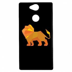 Etui na Sony Xperia XA2 Lion abstraction