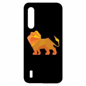 Etui na Xiaomi Mi9 Lite Lion abstraction