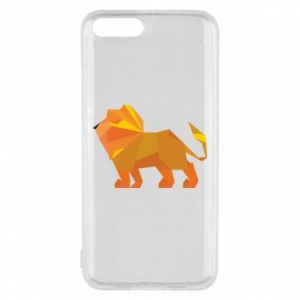 Phone case for Xiaomi Mi6 Lion abstraction