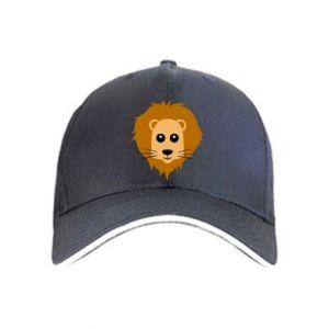 Czapka Baby lion