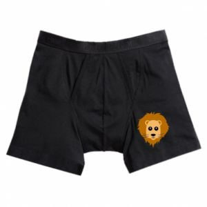 Boxer trunks Baby lion