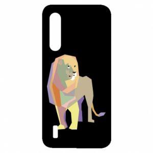Etui na Xiaomi Mi9 Lite Lion graphics