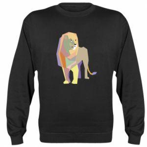 Bluza Lion graphics