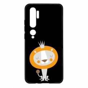 Etui na Xiaomi Mi Note 10 Lion with a crown