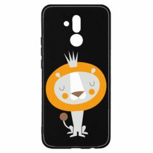 Etui na Huawei Mate 20 Lite Lion with a crown