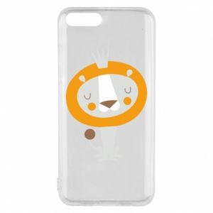 Etui na Xiaomi Mi6 Lion with a crown