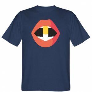 Koszulka męska Lips and pill