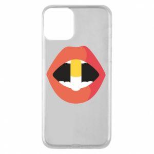 Etui na iPhone 11 Lips and pill