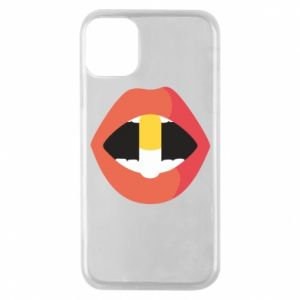 Etui na iPhone 11 Pro Lips and pill
