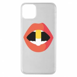 Etui na iPhone 11 Pro Max Lips and pill