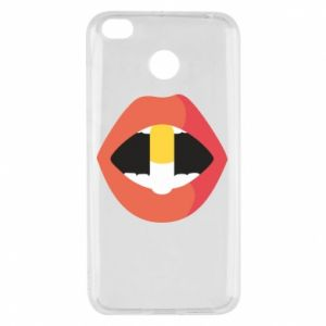 Etui na Xiaomi Redmi 4X Lips and pill