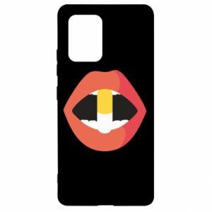 Etui na Samsung S10 Lite Lips and pill