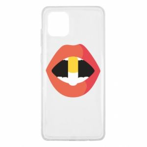 Etui na Samsung Note 10 Lite Lips and pill