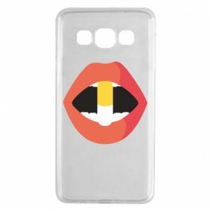 Etui na Samsung A3 2015 Lips and pill