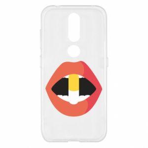 Etui na Nokia 4.2 Lips and pill