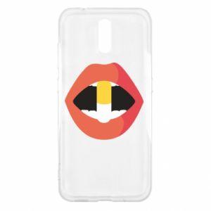 Etui na Nokia 2.3 Lips and pill