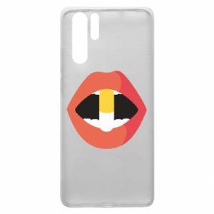 Etui na Huawei P30 Pro Lips and pill
