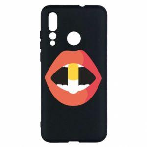 Etui na Huawei Nova 4 Lips and pill