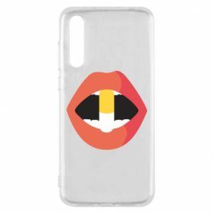 Etui na Huawei P20 Pro Lips and pill