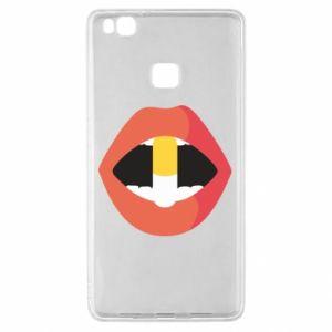 Etui na Huawei P9 Lite Lips and pill
