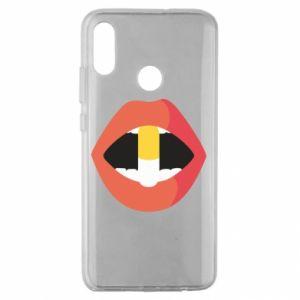 Etui na Huawei Honor 10 Lite Lips and pill
