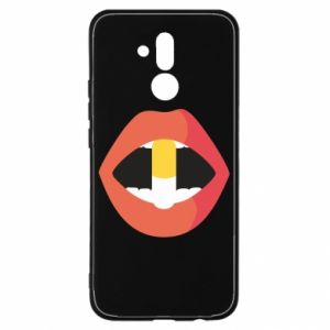 Etui na Huawei Mate 20 Lite Lips and pill
