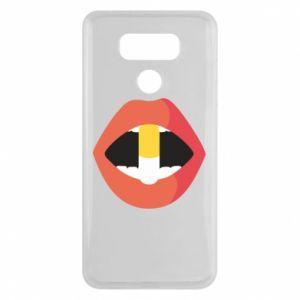 Etui na LG G6 Lips and pill