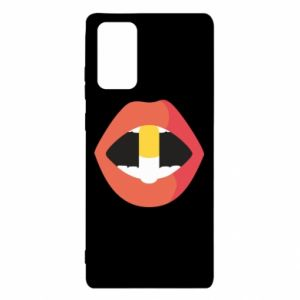 Etui na Samsung Note 20 Lips and pill