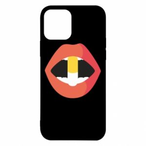 Etui na iPhone 12/12 Pro Lips and pill