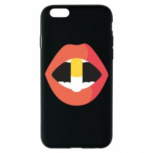 Etui na iPhone 6/6S Lips and pill