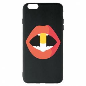 Etui na iPhone 6 Plus/6S Plus Lips and pill