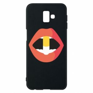 Etui na Samsung J6 Plus 2018 Lips and pill