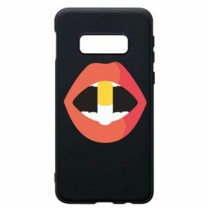 Etui na Samsung S10e Lips and pill