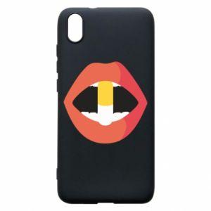 Etui na Xiaomi Redmi 7A Lips and pill
