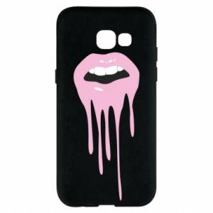 Etui na Samsung A5 2017 Lips