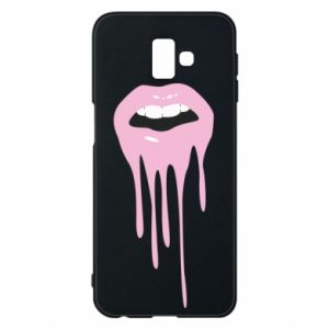 Samsung J6 Plus 2018 Case Lips