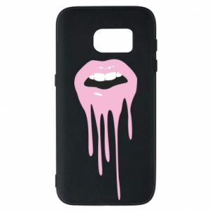 Samsung S7 Case Lips