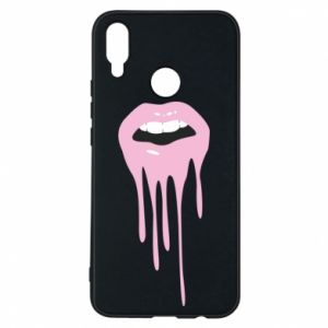 Huawei P Smart Plus Case Lips
