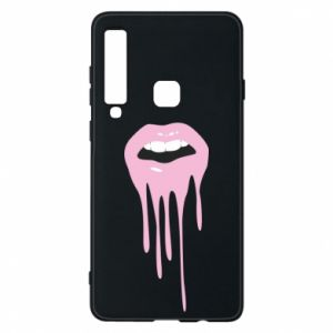 Phone case for Samsung A9 2018 Lips