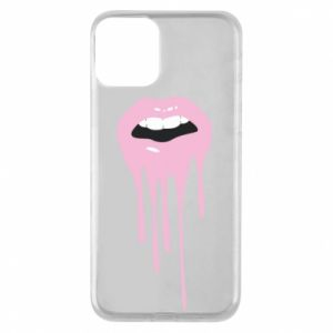 Phone case for iPhone 11 Lips