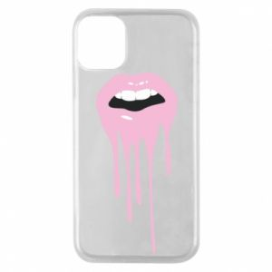 Phone case for iPhone 11 Pro Lips