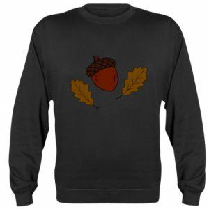 Sweatshirt Leaves and acorns