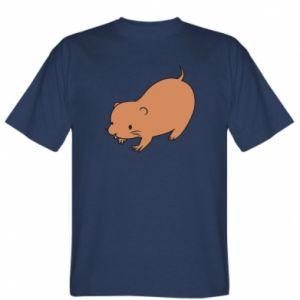 Koszulka męska Little beaver