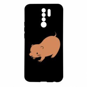Etui na Xiaomi Redmi 9 Little beaver