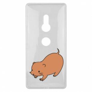 Etui na Sony Xperia XZ2 Little beaver