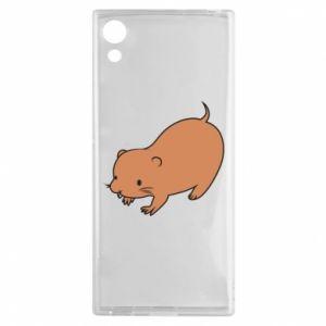 Etui na Sony Xperia XA1 Little beaver